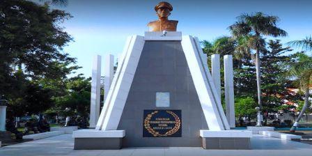 Napak Tilas Sejarah di Monumen Yos Sudarso Kota Tegal