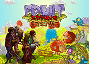 Fruit Zombie Defense