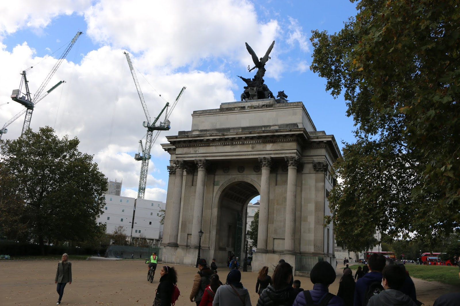 Wellington Arch London