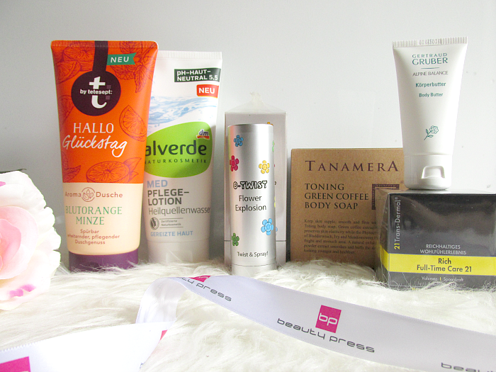 Beautypress News Box Oktober 2016