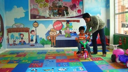 kumpulan desain ruang bermain anak di dalam rumah