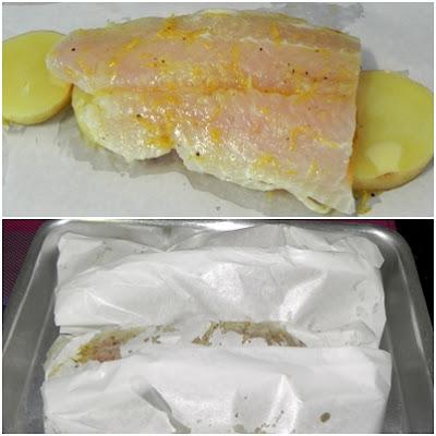como fazer peixe