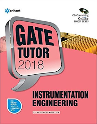 Download Free Arihant Gate Tutor 2018 - 2019 Instrumentation Engineering Book PDF