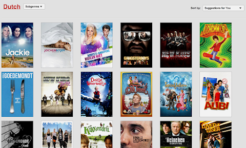 Waarom steeds minder Nederlandse films en series?