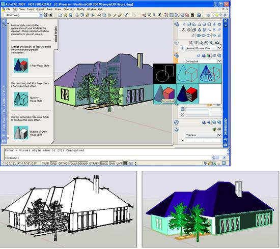 Home Design 3d Para Windows 7: Tu Espacio: Autocad 2007 + Serial + Crack