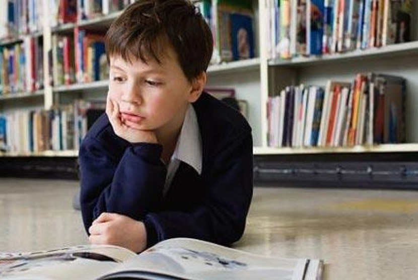 Program PINTAR Tanoto Foundation: Buku Bacaan Ramah Anak di Sekolah Masih Minim