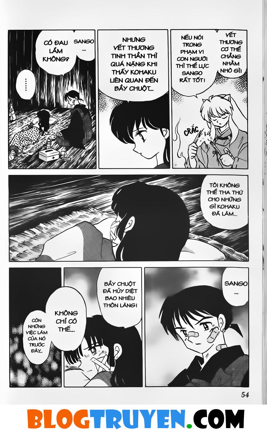 Inuyasha vol 34.3 trang 15