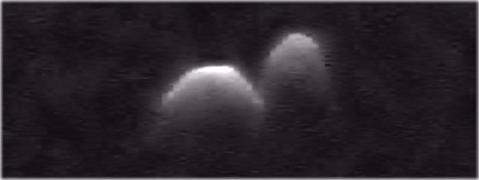 asteroide 1999 JD6 - imagem - foto