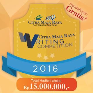 Writing Competition Citra Maja