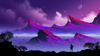 Digital Art, Landscape, 4K, #4.1003