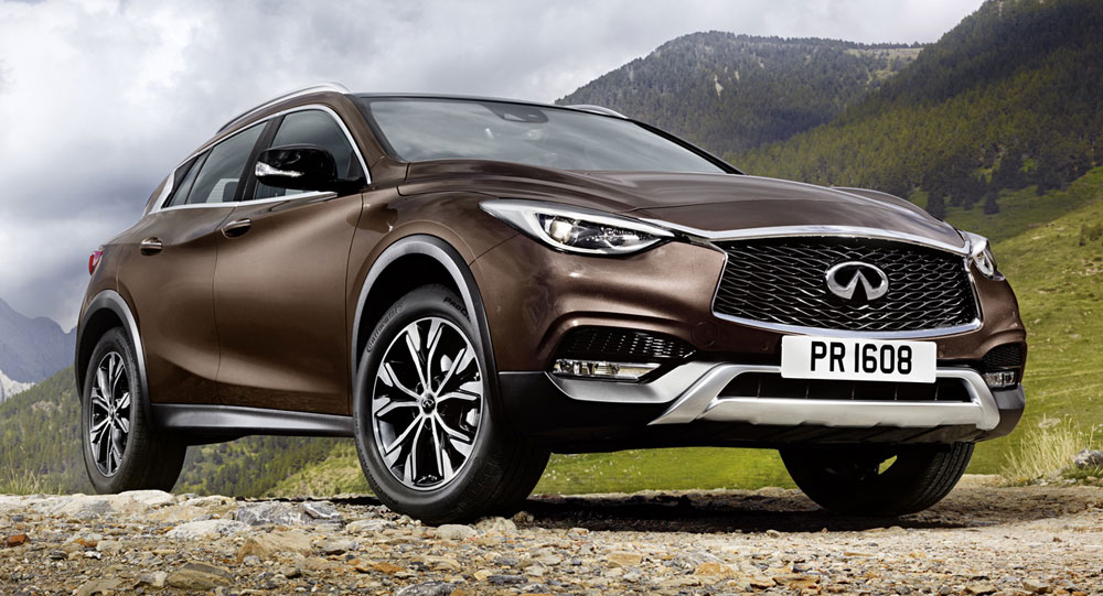 Infiniti Among UK's Fastest Growing Automakers After Bump In Registrations