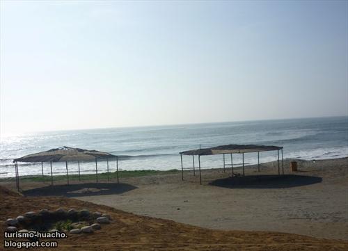 Playas de Vegueta, Huaura