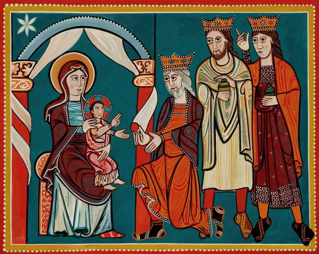 Resultado de imagen de icono oriental reyes magos
