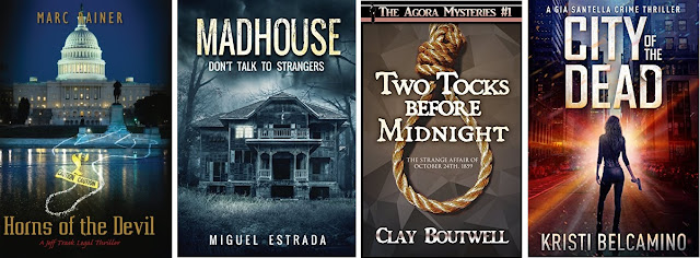 Image: Click for Top 100 Free Mystery, Thriller and Suspense eBooks