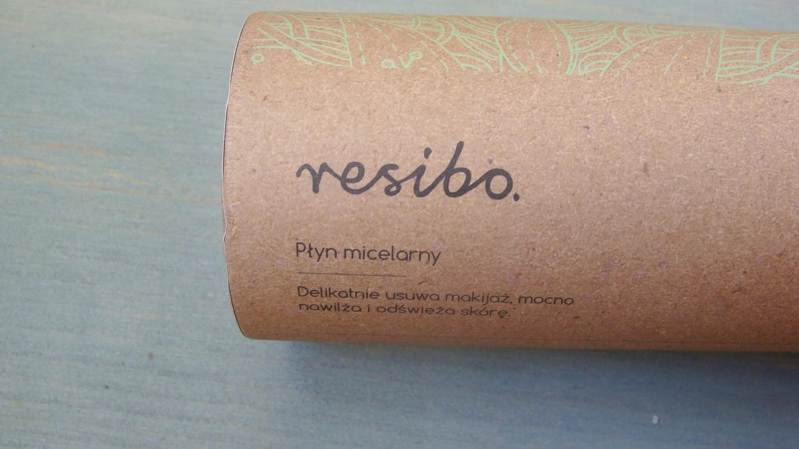 Płyn micelarny Resibo