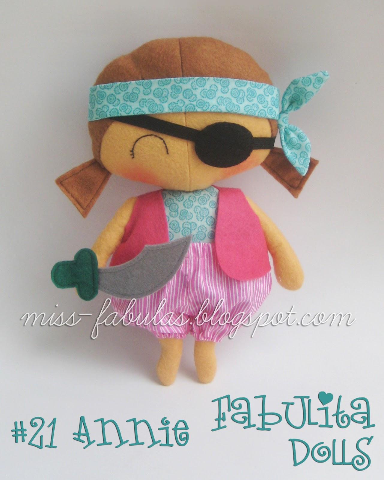 Citaten Annie Xxi : Miss fábulas fabulita doll annie