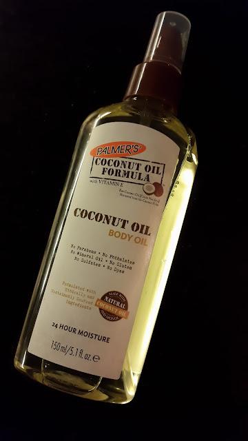 Palmer's Coconut Oil Body Oil - www.modenmakeup.com