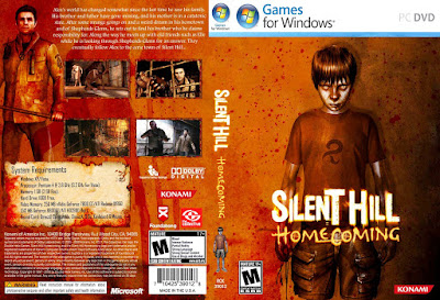 Silent Hill Homecoming PC DVD Capa