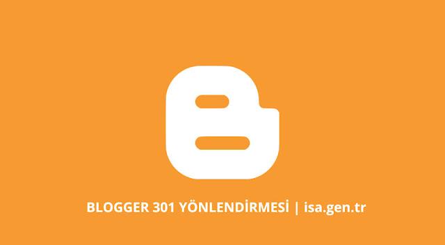 blogger 301 yönlendirmesi