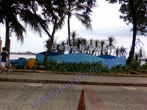 Liburan Anak Di Pantai Ancol Jakarta