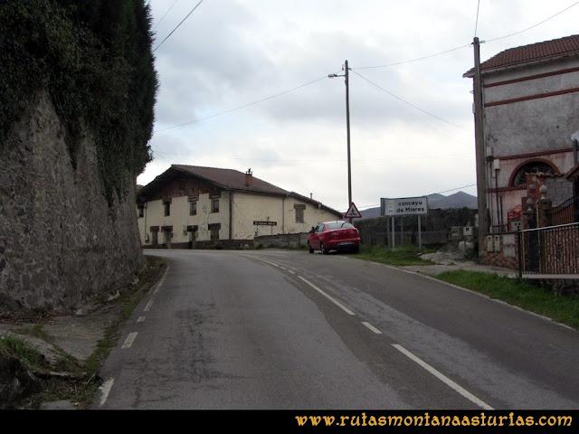 Ruta Olloniego Escobín: Alto del Padrún