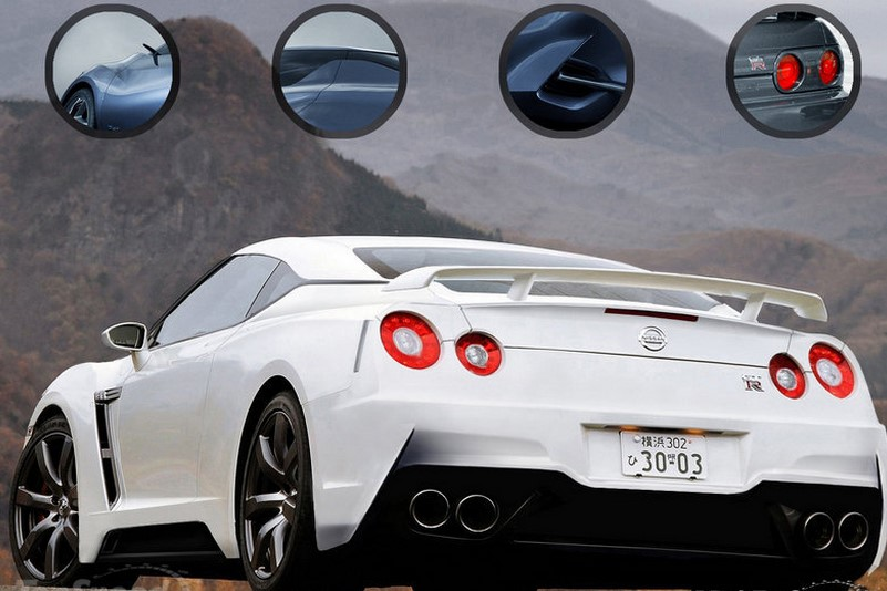 Nissan Skyline Gtr R35 2017 Concept Review Release Specs Prices