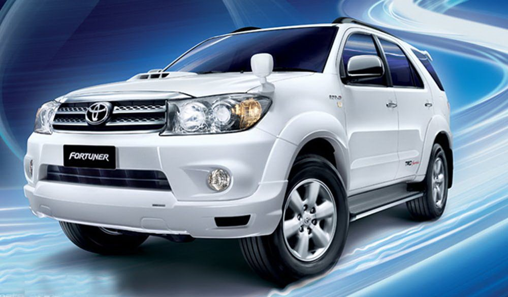 Buy New Toyota Fortuner Car Modern And Masculine Design Just