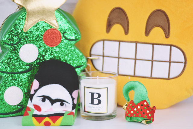 Christmas Gift Guide Novelty and Stocking Fillers