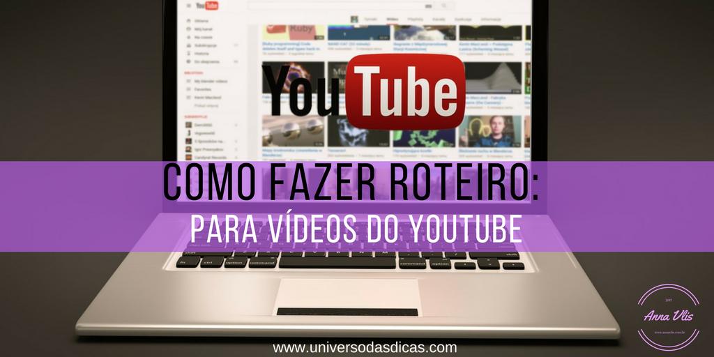 dicas para melhorar canal youtube