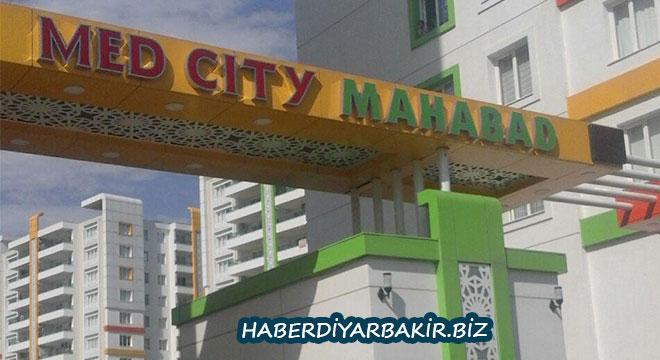 Diyarbakır Med City Mahabad Sitesinde kavga: 2 yaralı