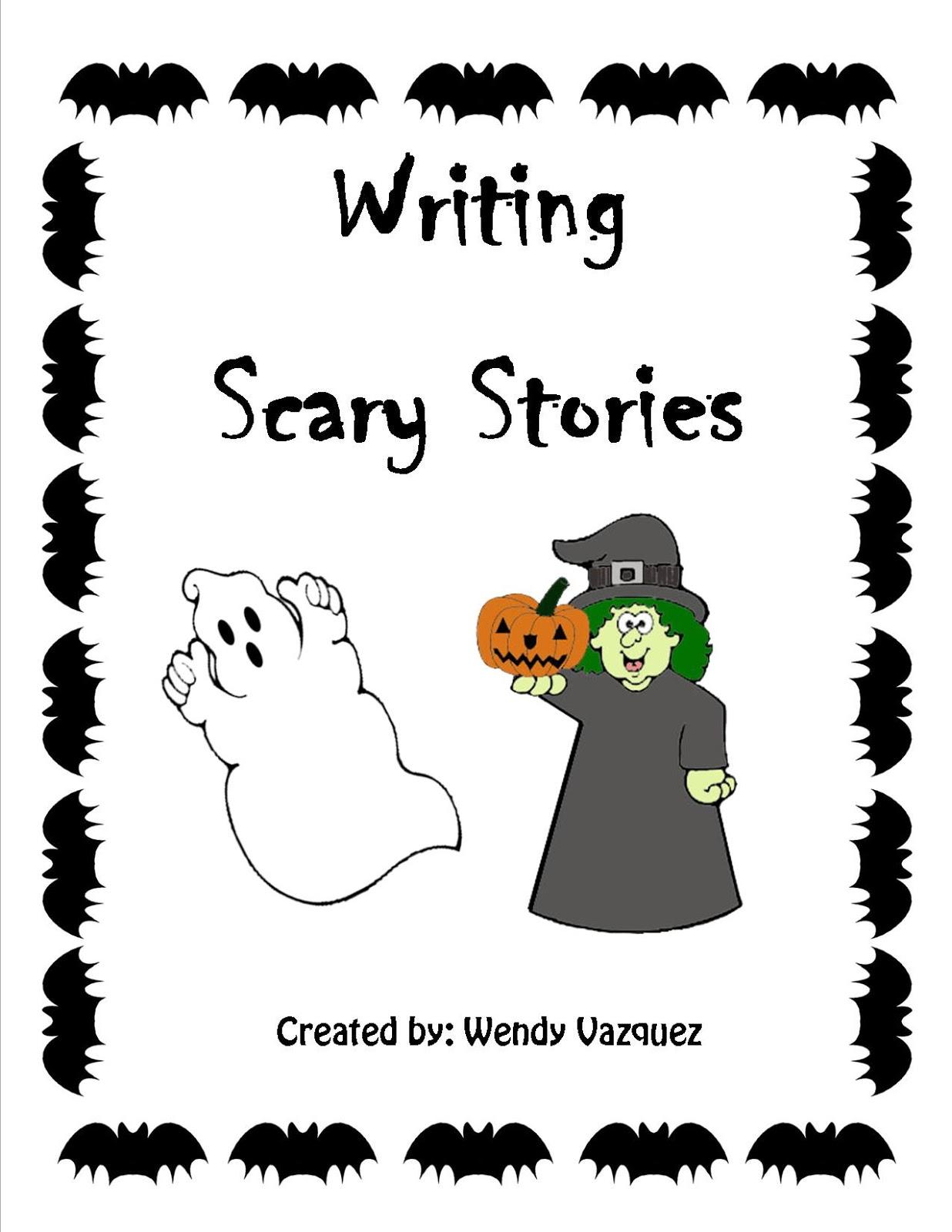 Qu Ez Instruction Writing Scary Stories