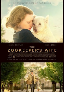 Review The Zookeeper's Wife 2017 Bioskop