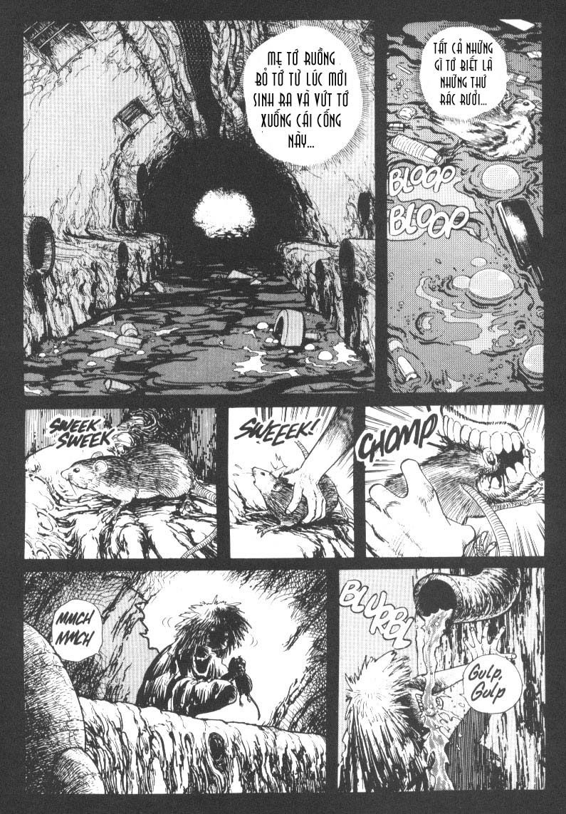 Battle Angel Alita chapter 07 trang 16