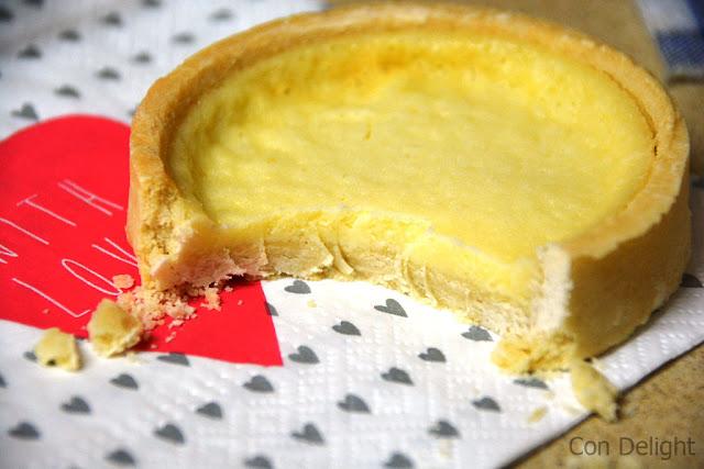 עוגת גבינה טארט tart cheesecake