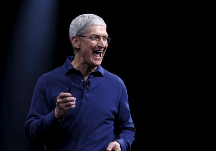 反對美國政府要資料,Apple出聲與Google、Facebook同一陣線