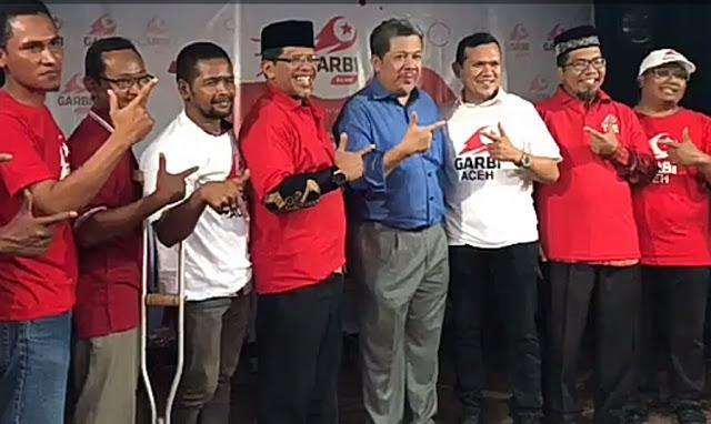 GARBI Aceh Dipimpin Hafidz Imam Masjid Raya Baiturrahman