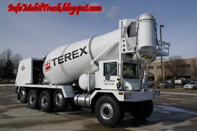 Gambar truk molen terbesar