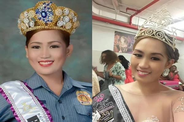 Gandang Pinay: Pulis Beauty Queen Crowned As Ms. Hope International 2016