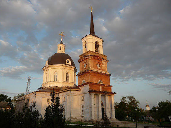 Херсон. Свято-Успенський собор. 1798 р.