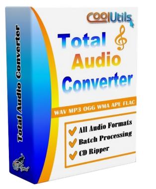 CoolUtils Total Audio Converter 5.2.0.159