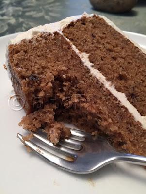 Prune Spice Cake