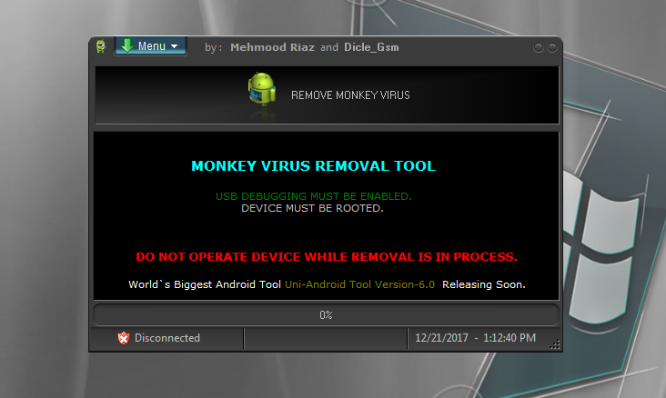 Monkey Virus Removal Tool Pro Free Download