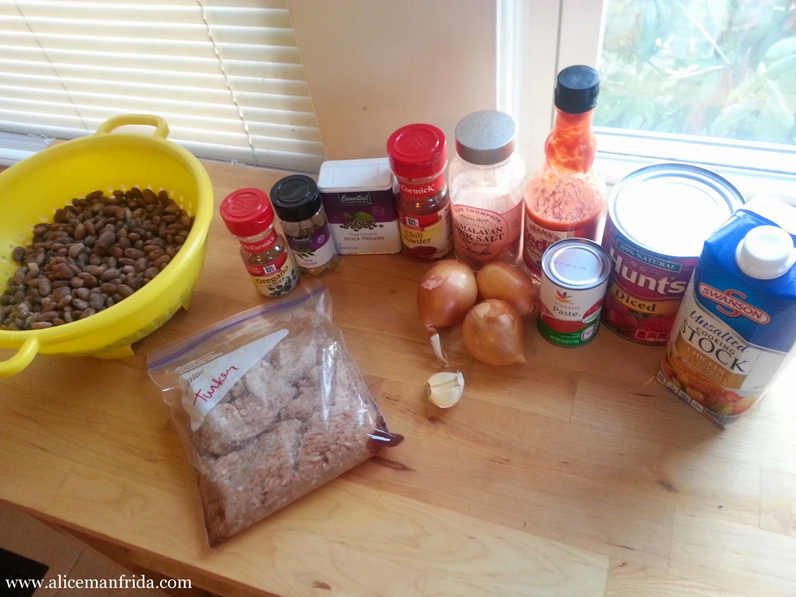 one pot meal, chili, turkey, dinner
