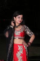Sirisha Dasari in Red Ghagra Backless Choli ~  018.JPG