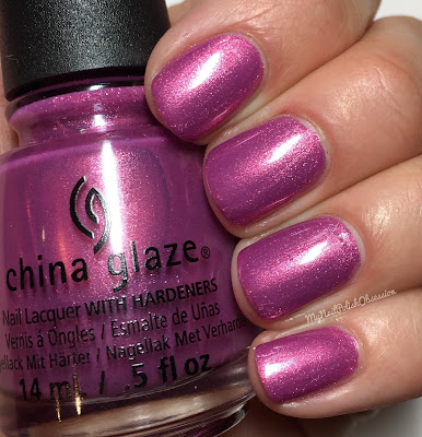 China Glaze House Of Colour, Spring 2016; Shut The Front Door