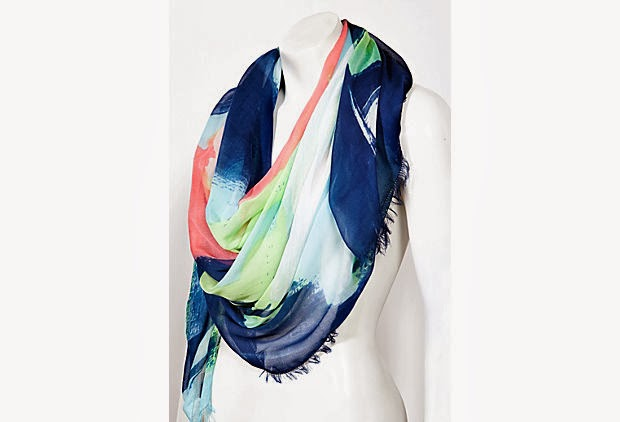 2014 scarf designer spring summer jennifer aniston fashion