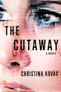 The Cutaway by Christina Kovac book cover