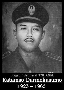 Biografi Brigadir Jenderal Katamso Darmokusumo - Pahlawan ...