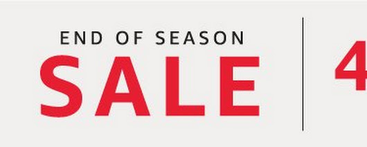Amazon's best end of season sale.