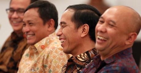 Istana: Hentikan Isu Anti-Islam, Antek China, Pro-PKI!
